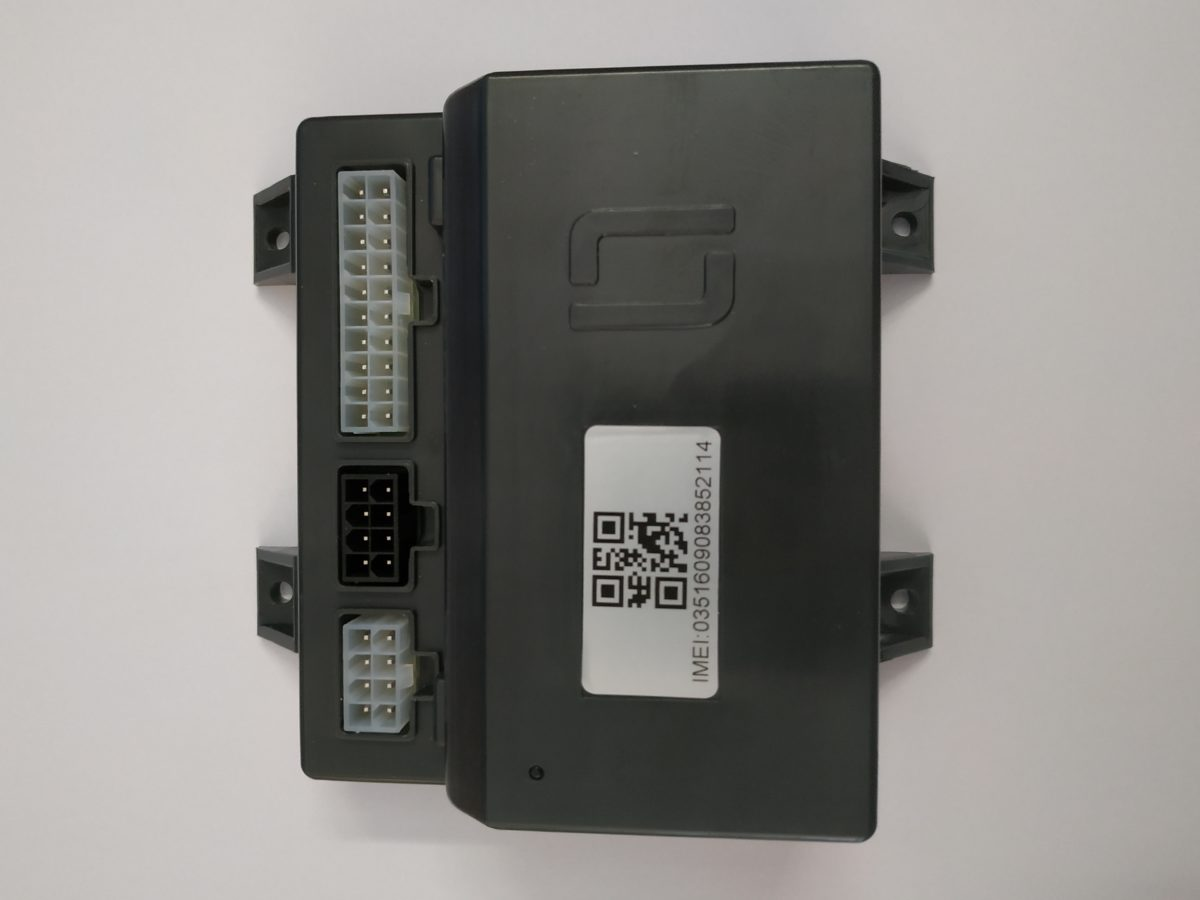 ECU UNIT 3G/GPRS MODULE