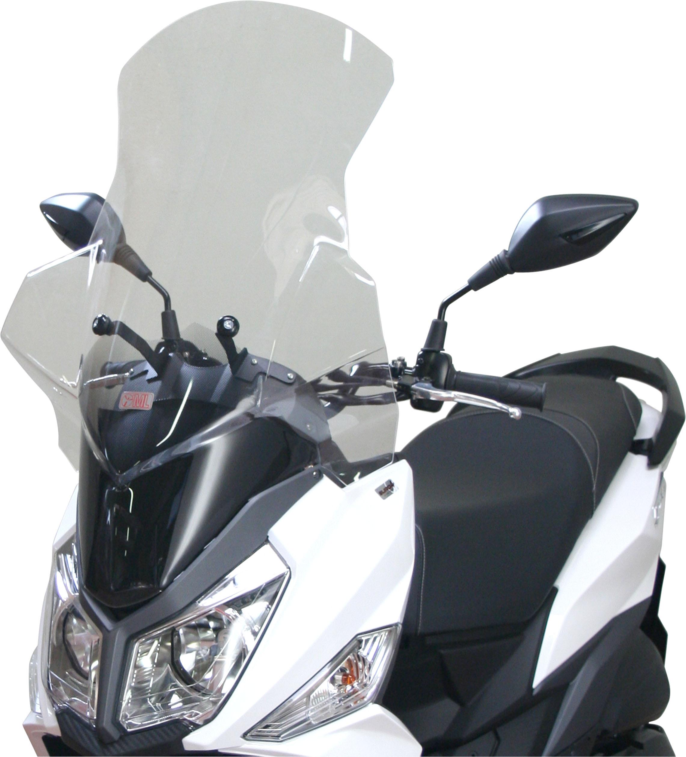 WINDSHIELD CLEAR JET 14 50cc 825MM