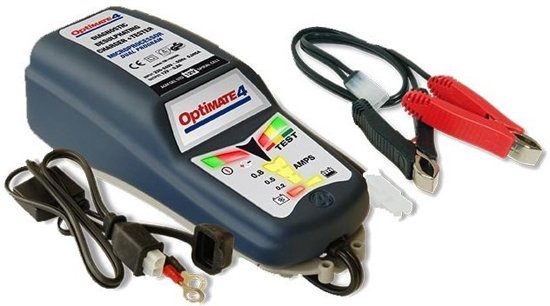 OPTIMATE4 DUAL BATTERY CHARGER 12V/1AMP