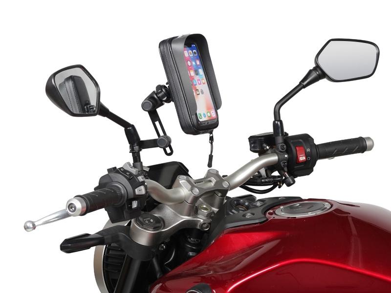SMARTPHONE HOLDER 6'0 160x80mm MIRROR